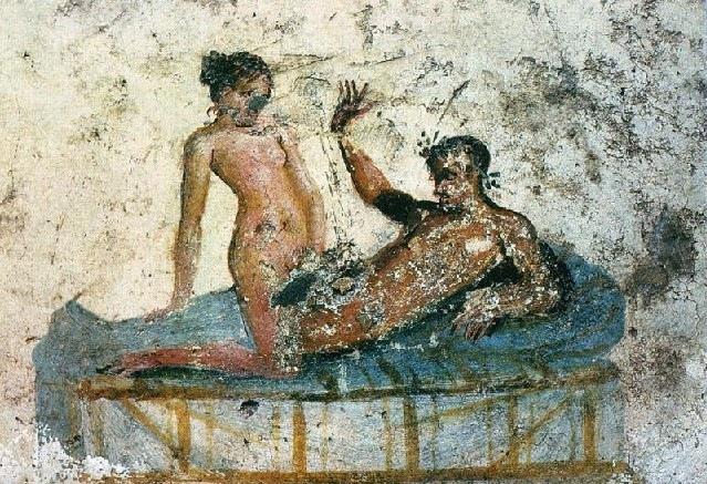 А вы знаете, что в Древнем Риме было гораздо меньше сексуальных