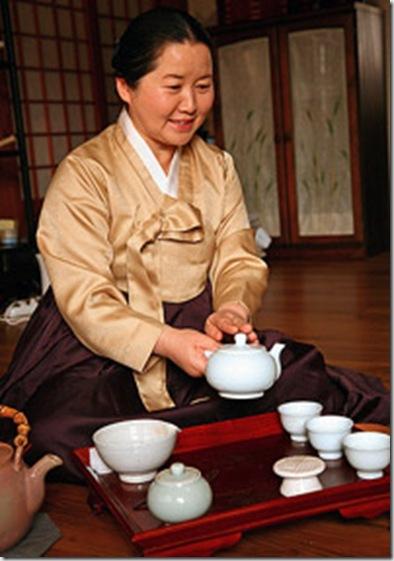 Когда пьют чай в китае