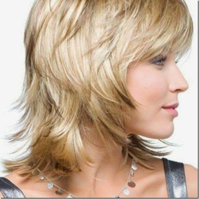 Стрижки на волосы короче средней длины